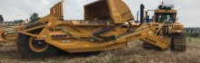 1228 Direct Mount, Road Building, Topsoil, Europe, CAT Dozer