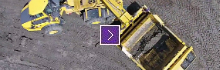 K-Tec Scraper & Volvo ADT loading 36 cubic yards Gumbo Clay